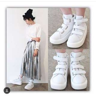 Tokyo Bopper belly button 厚底鞋 日本製