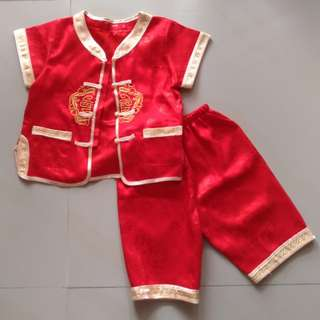 CNY Tradition Boy Set