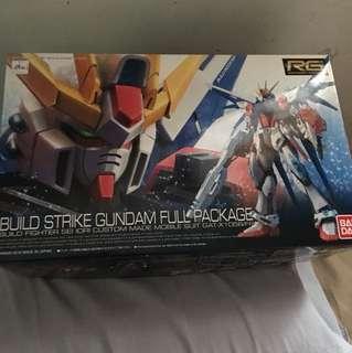 [未砌]RG Build Strike 創戰突擊