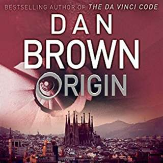 Origin by Dan Brown (EBOOK)