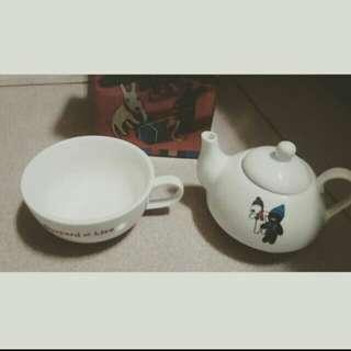 🚚 麗莎和卡斯柏茶具組