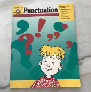Punctuation Workbook