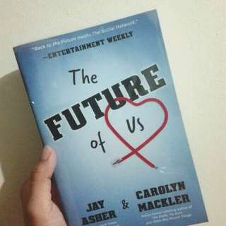 BOOK - THE FUTURE OF US