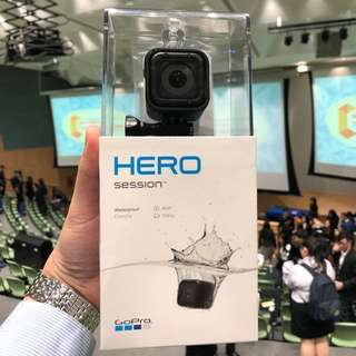 GoPro Hero Session at $210