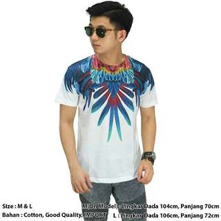 Import T-Shirt dan Kemeja