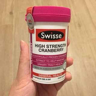 Swiss cranberry capsule 30capsules