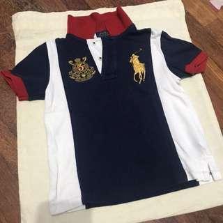 Polo Ralph Lauren Tshirt 3-4years old