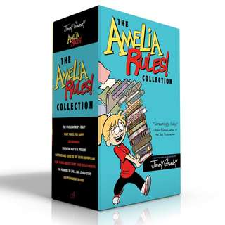 The Amelia Rules! Collection