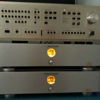 Marantz Power amp Reference series SM-17SA