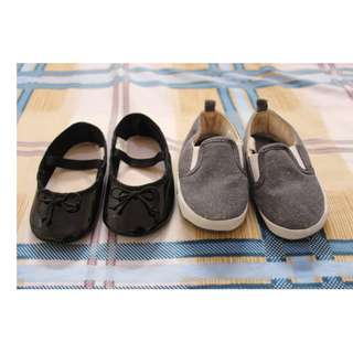 Take 4 Soft Sole Shoes for baby girls