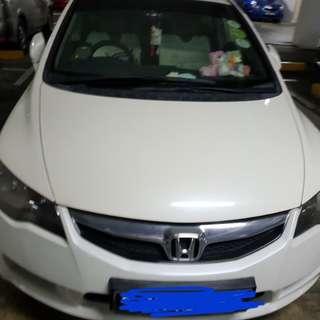 Honda Civic 1.6 Auto i-VTEC