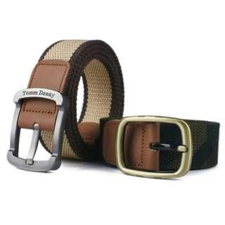 男裝 腰帶belt