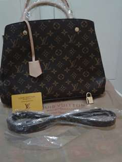 Tas LV Monogram Waterproof