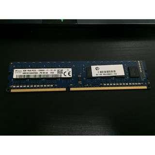 SK hynix 4GB PC3L 12800 DDR3 1600MHz