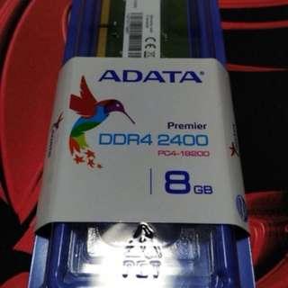 8GB DDR4 2400mhz RAM (notebook)