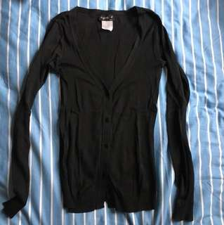 Agnes b 黑色外套