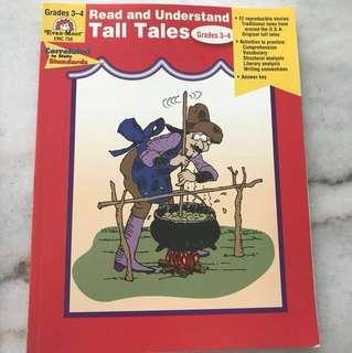 Read Tall Tales Evan-motor