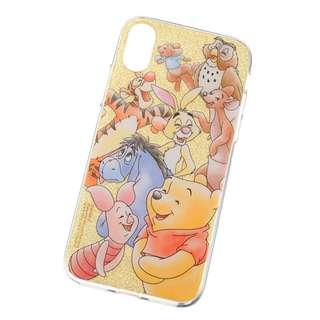 日本 Disney Store 直送 Winnie the Pooh 小熊維尼 Good Laugh 系列 iPhone Case - iPhone X