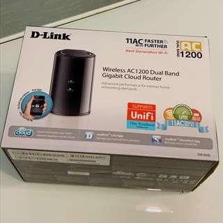 D-Link Router DIR-850L