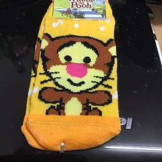 Tigger Sock