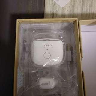 單耳藍芽机連充電盒
