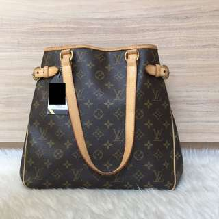 Louis Vuitton Batignoles 2005 AUTHENTIC