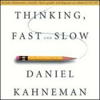 Thinking, Fast and Slow by Daniel Kahneman (EBOOK)
