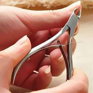 Stainless Steel Fingernail Manicure Tool