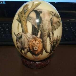 South Africa Ostrich Egg