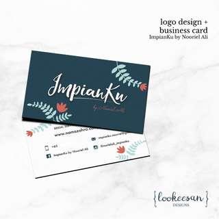 Logo & Namecard Design