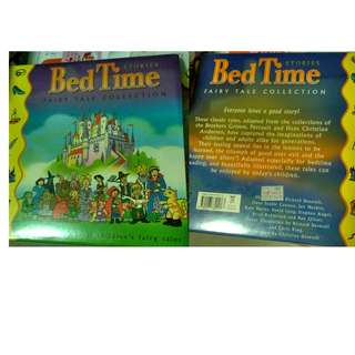 Book - Wrapped Hard cover 20 Bedtime stories Fairy Tale collection