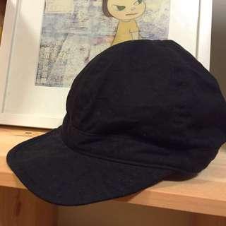日本無印良品 muji 基本款 帽子