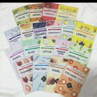 [Ready Stocks] - Etude House 0.2mm Therapy Air Mask