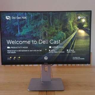 "Dell UltraSharp 27"" Monitor U2715H"