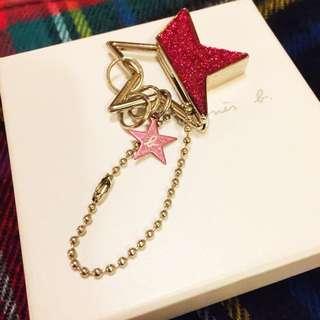 全新 Agnes B Key Ring