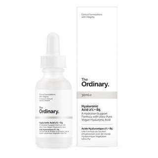 The Ordinary Hyaluronic Acid + Vitamin B5