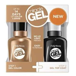 Sally Hansen Miracle Gel Nail Color, Bronze & Effect 151