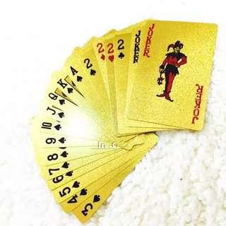 Supreme Gold Cards