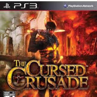 Cursed crusadar