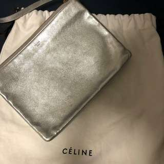 Celine Trio handbag large only $2000