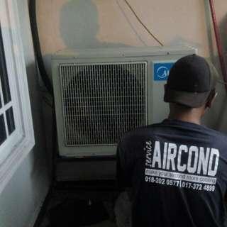 Service Aircond Rm120
