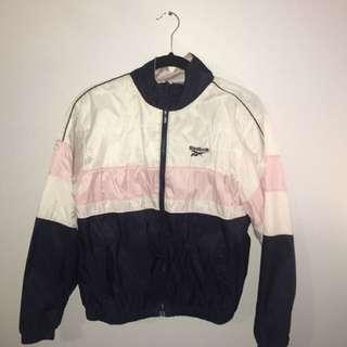 Retro style Reebok wind jacket