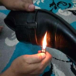 Sepatu Pantofel Formal Kulit Asli