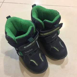 Winter boots for boys - 19cm