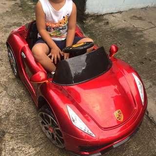 Porsche Car for kids