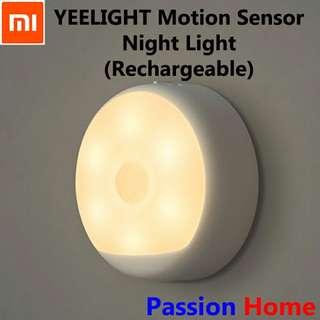 Motion Sensor Night Light Yeelight Rechargeable XIAOMI