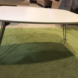 🚚 二手宜得利白色折疊桌