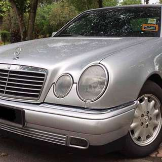 MERCEDES BENZ W210 E230 2.3(A)5 SPEED