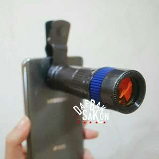Handphone Zoom Lens