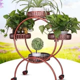 Flowers pot rack/plants storage/plants stand